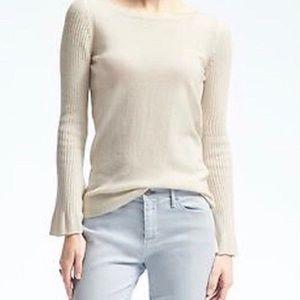 Banana Republic Filpucci Bell Sleeve Sweater